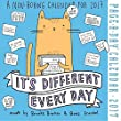 It\'s Different Every Day 2017 Page-A-Day Calendar
