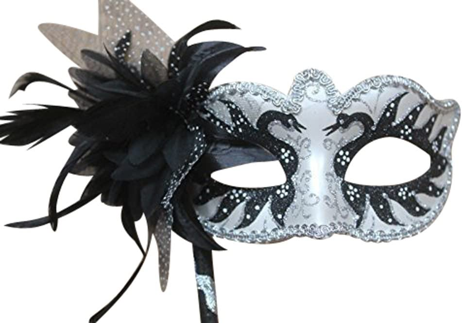Gold /& Silver Jeweled Lace Butterfly Venetian Masquerade Party Eye MASK carnival