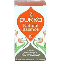Pukka Herbs Digestif - Natural Balance (Inc: Seaweed, Green tea & Cinnamon) 60 Caps