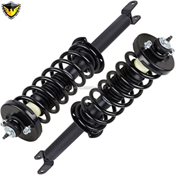 Suspension Strut and Coil Spring Assembly Rear Right FCS fits 08-12 Honda Accord