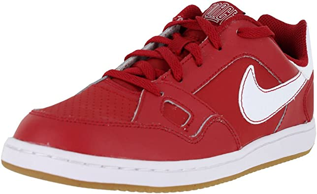 tugurio Autorización vesícula biliar  Amazon.com: Nike Kids Son of Force (PS) Gym RED Size 12.5: Shoes