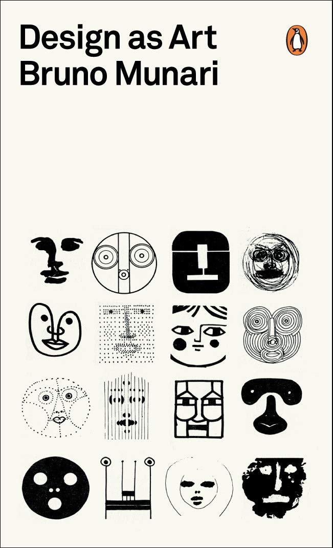 Book cover of Design as Art