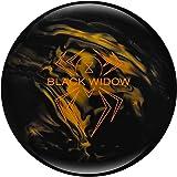 Hammer 黑寡妇黑色/金色保龄球