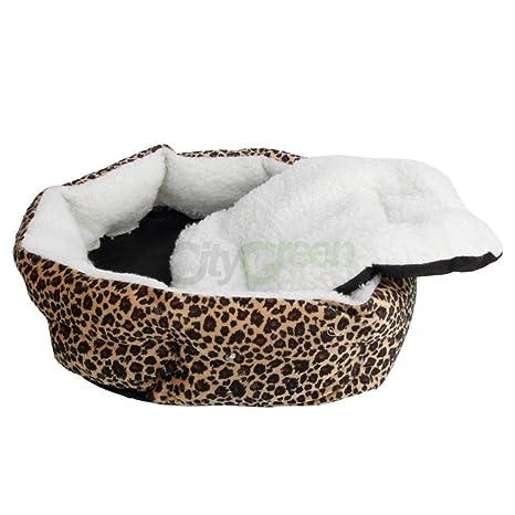 Amazon.com: Pequeño Pet Puppy Dog Cat forro polar suave ...