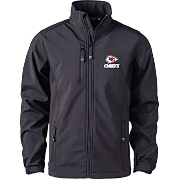 Image Unavailable. Image not available for. Color  Dunbrooke Apparel NFL  Kansas City Chiefs Men s Softshell Jacket 1adda0bfc
