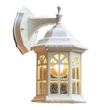 Lampe d\'extérieur Murale Vintage Rétro Applique Murale E27 ...