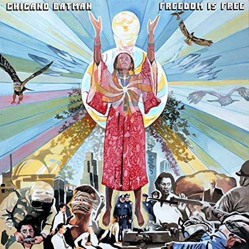 Chicano Batman - Freedom Is Free - (ATO0365CD) - CD - FLAC - 2017 - HOUND Download