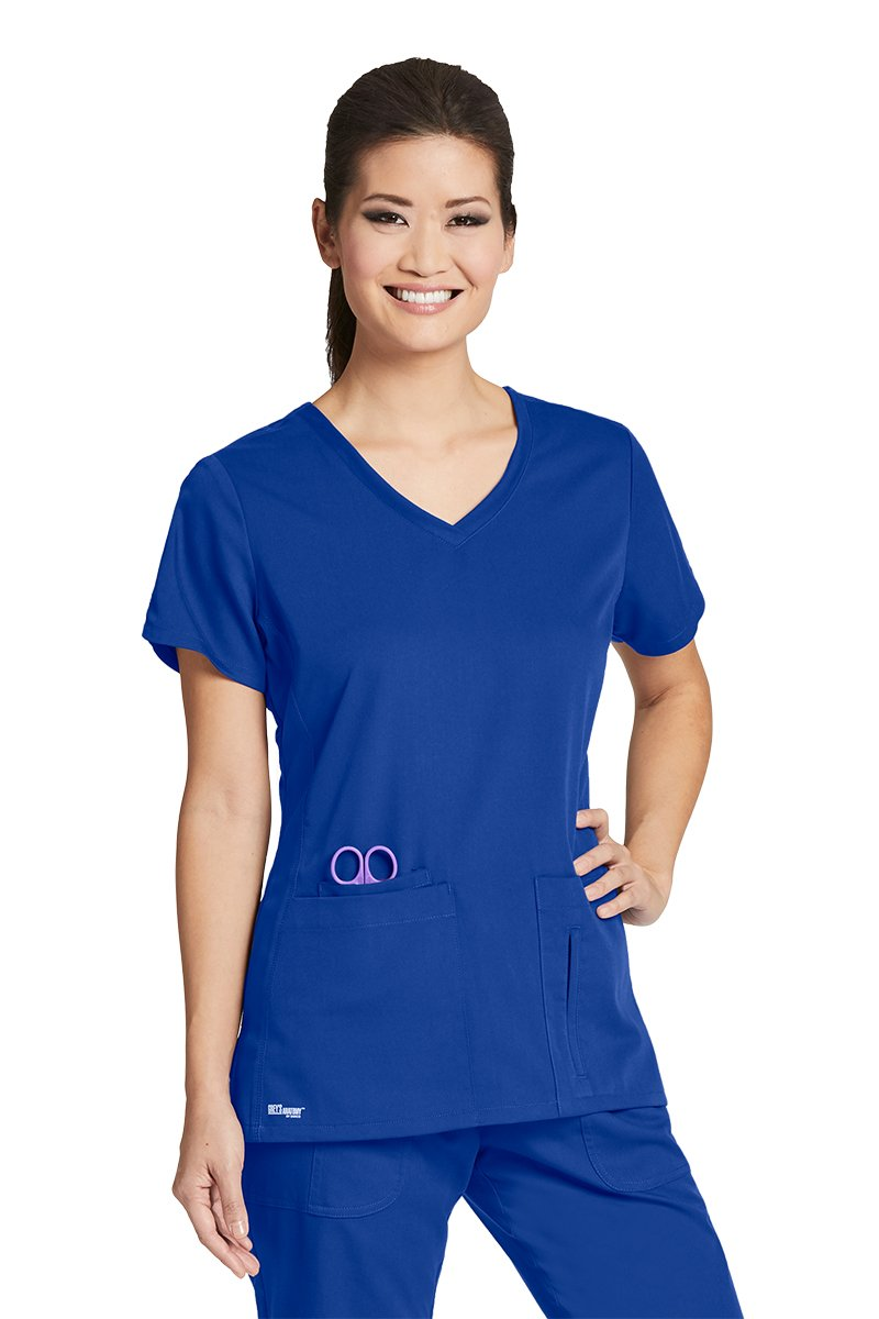 Grey's Anatomy SHIRT レディース B072878V5S L|ギャラクシー ギャラクシー L