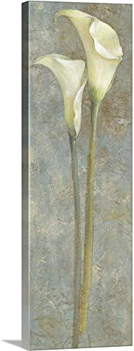 Calla Lily II Canvas Wall Art Print