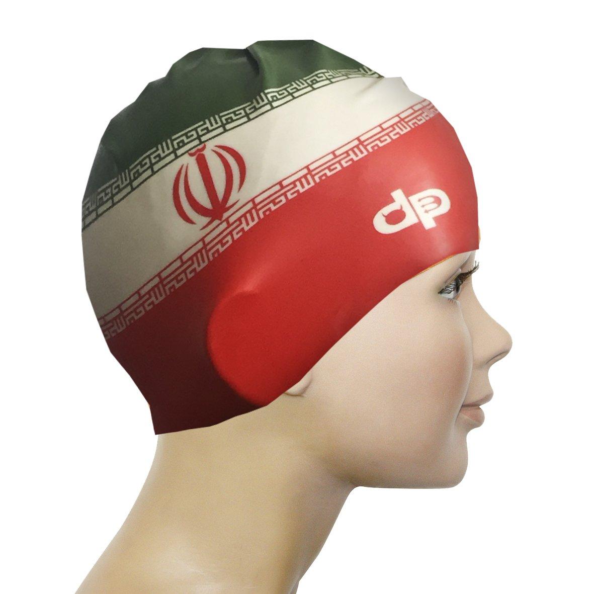 94a21ab80060 Casinò e attrezzature Sport e tempo libero Diapolo Iran cuffia da nuoto in  silicone