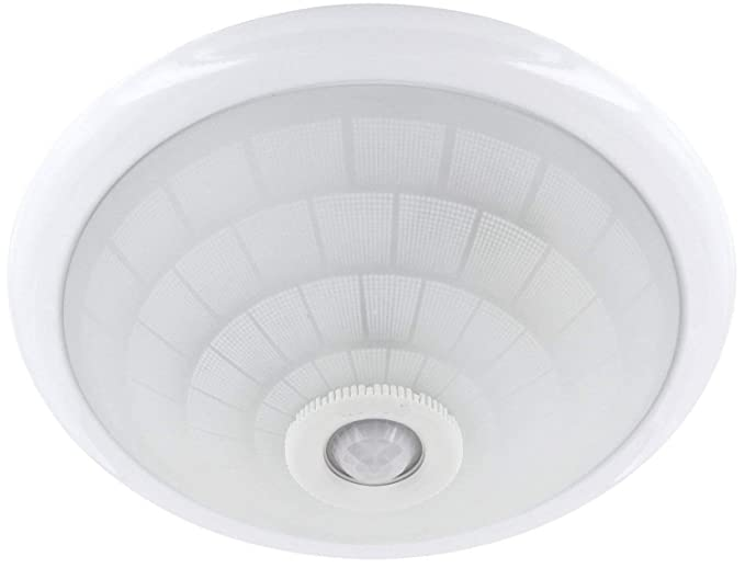 Plafoniera Per Esterno Con Crepuscolare : Lampada da soffitto e con ir rilevatore di movimento a