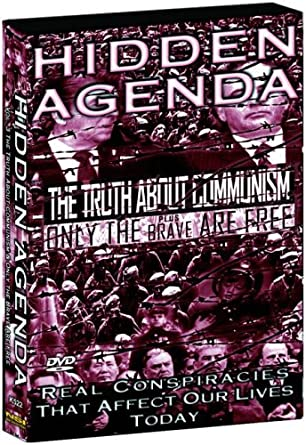 Amazon.com: Hidden Agenda, Vol. 3: G. Edward Griffin: Movies ...
