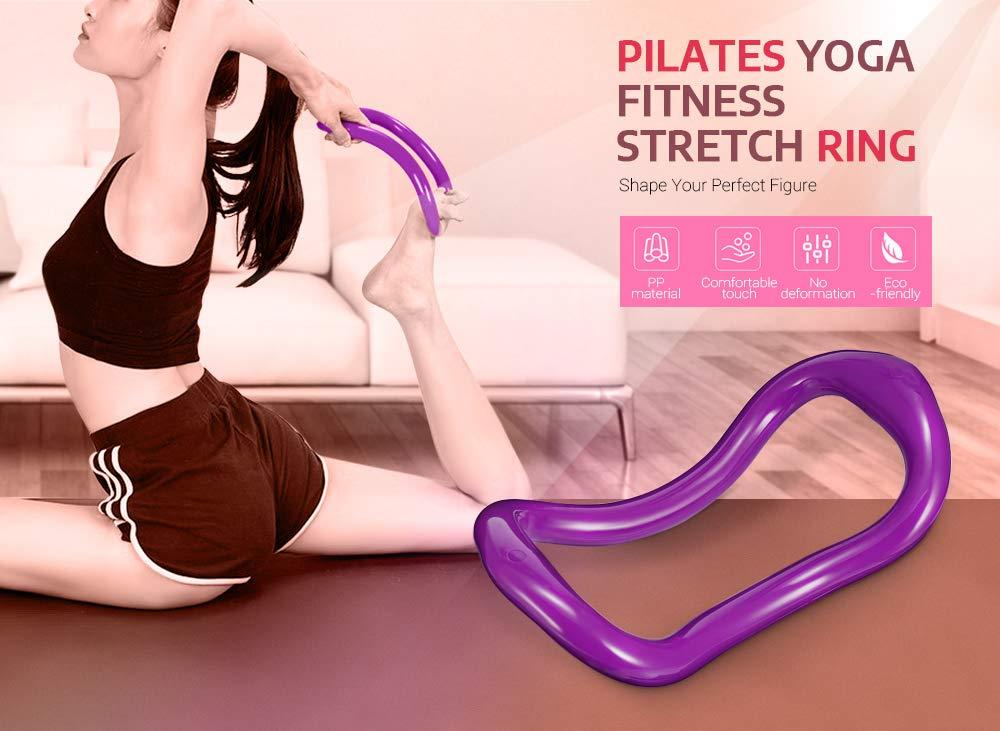 Wenquan,Pilates Yoga Circle Entrenamiento Corporal Magic ...