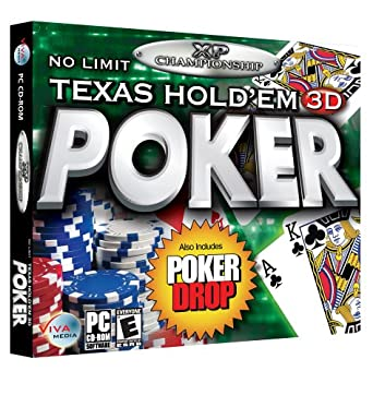 Amazon Com Texas Hold Em 3d Poker Xp Championship Pc Video Games