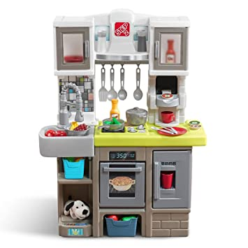 Amazon.com: Step2 Contemporary Chef Kitchen Playset: Toys & Games