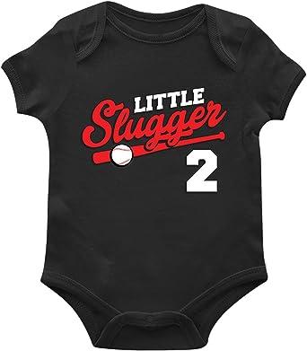 Little Slugger Baseball Bodysuit