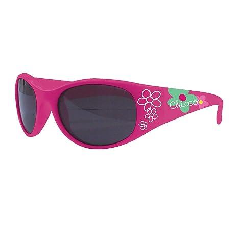 Chicco 00007381000000 - Gafas de sol Lollipop, para niña, 24 meses en adelante, color rosa