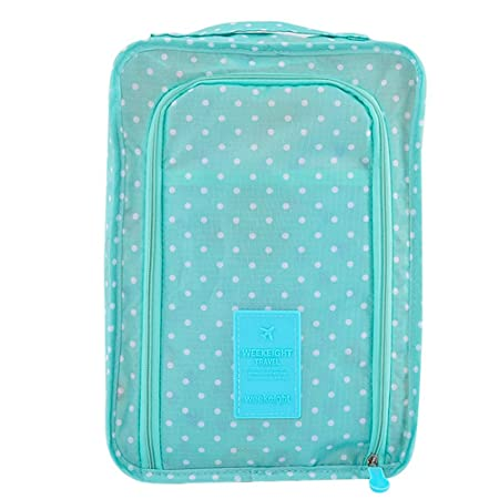 Waterproof Portable Shoe Bag Organizer Travel Tote Toiletries Laundry Pouch Storage Bag Home Travel Storage Case Storage Bags