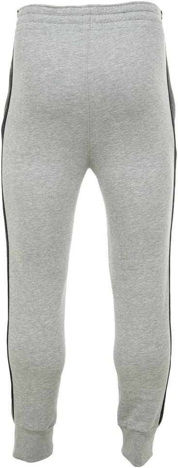 adidas hombres de Slim 3 rayas Chándal - F1411BBM246, gris ...