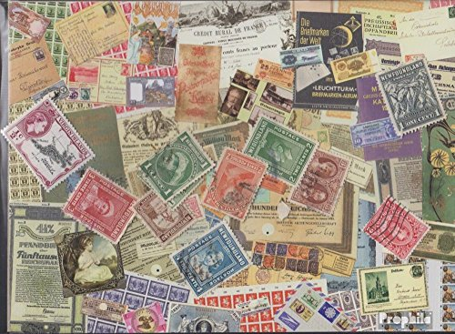 Newfoundland 10 Different Stamps (Stamps for Collectors)