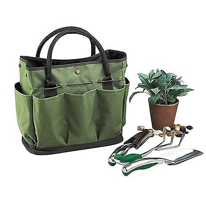 Amazon.com: FGDJEE Bolsa de herramientas para jardinería ...