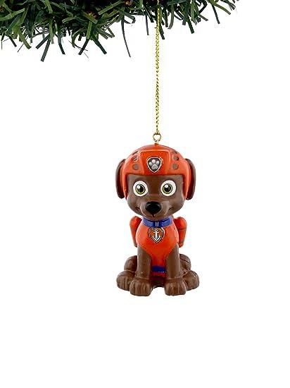 Paw Patrol Christmas Ornament.Paw Patrol Kurt Adler Blow Mold Christmas Holiday Ornament Gift Boxed One Size Zuma