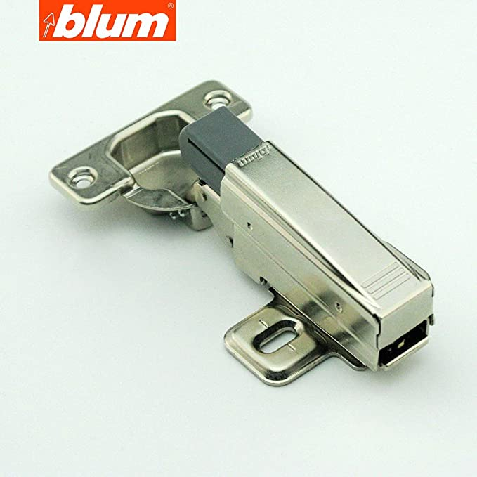 8 Scharniere Plus 4 Dämpfer) Blum Clip Top 100 Grad Standard ...