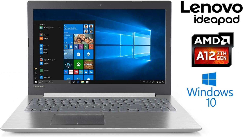 "Lenovo IdeaPad 320 AMD A12-9720P 1TB HD 8GB 15.6"" HD LED Laptop"