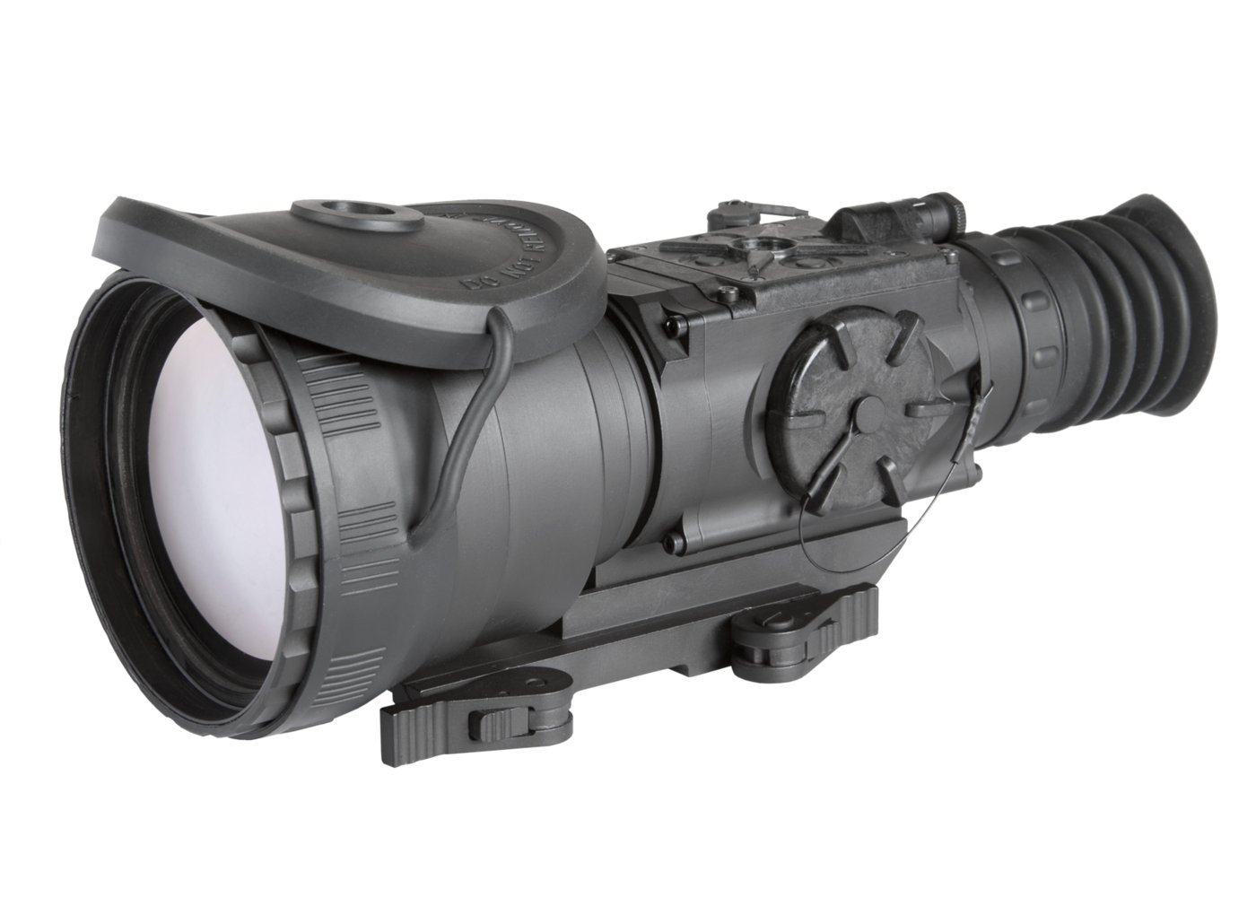 Armasight by FLIR Zeus 640 3-24x75mm Thermal Imaging Rifle Scope with Tau 2 640x512 17 micron 60Hz Core by Armasight