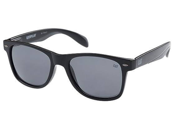 Amazon.com: Caterpillar Cat Purlin Gafas de sol negras ...