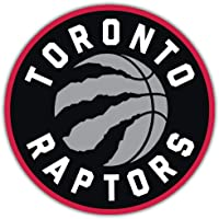 Toronto Raptors NBA Sport Decor Vinyl Print Sticker 5'' X 5''