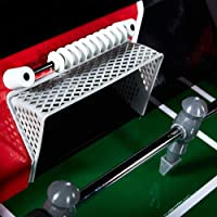 MD Sports ESPN 54-Inch Foosball Soccer ArcadeTable with Bead Scoring and Accessories