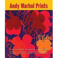 Andy Warhol: Prints: A Catalogue Raisonné 1962-1987