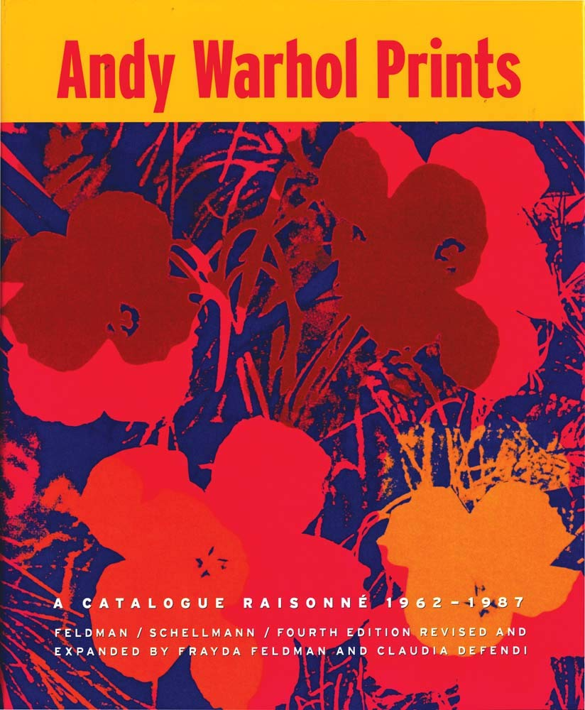 andy warhol graphic works