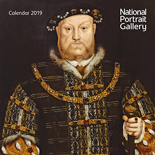 National Portrait Gallery 2019 Calendar