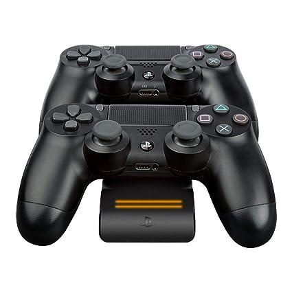 PDP - Cargador Energizer Gaming 2 Mandos (PS4): Amazon.es ...
