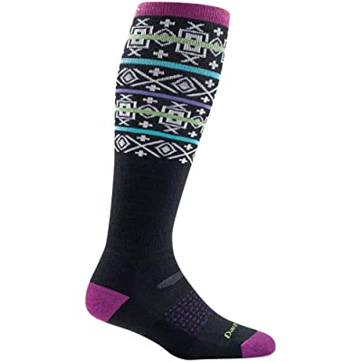 .com : Darn Tough Northstar OTC Cushion Socks - Women's : Sports & Outdoors