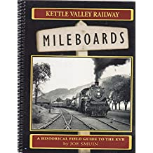 Kettle Valley Railway Mileboards A Historical Field Guide to the KVR