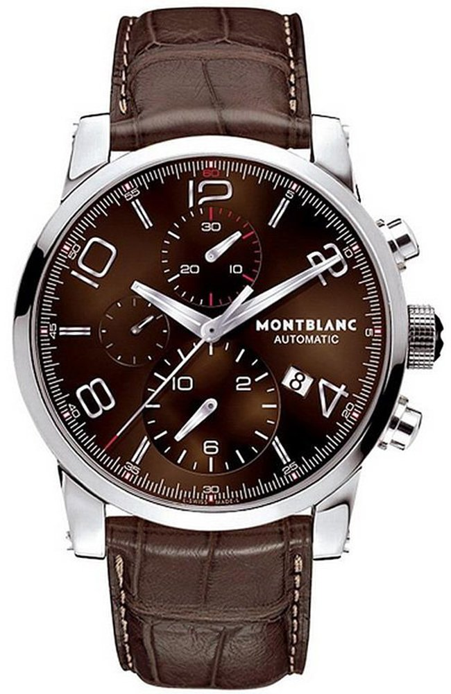 Montblanc Timewalker Chronograph Mens Watch 106503 by MONTBLANC
