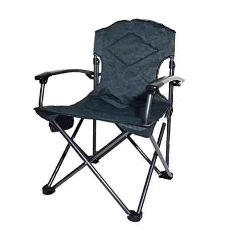 XD Camping Chair Silla PortáTil para Acampar, con ...