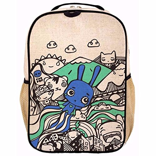SOYOUNG Backpack Flying Stitch Bunny Toddler, 1 EA