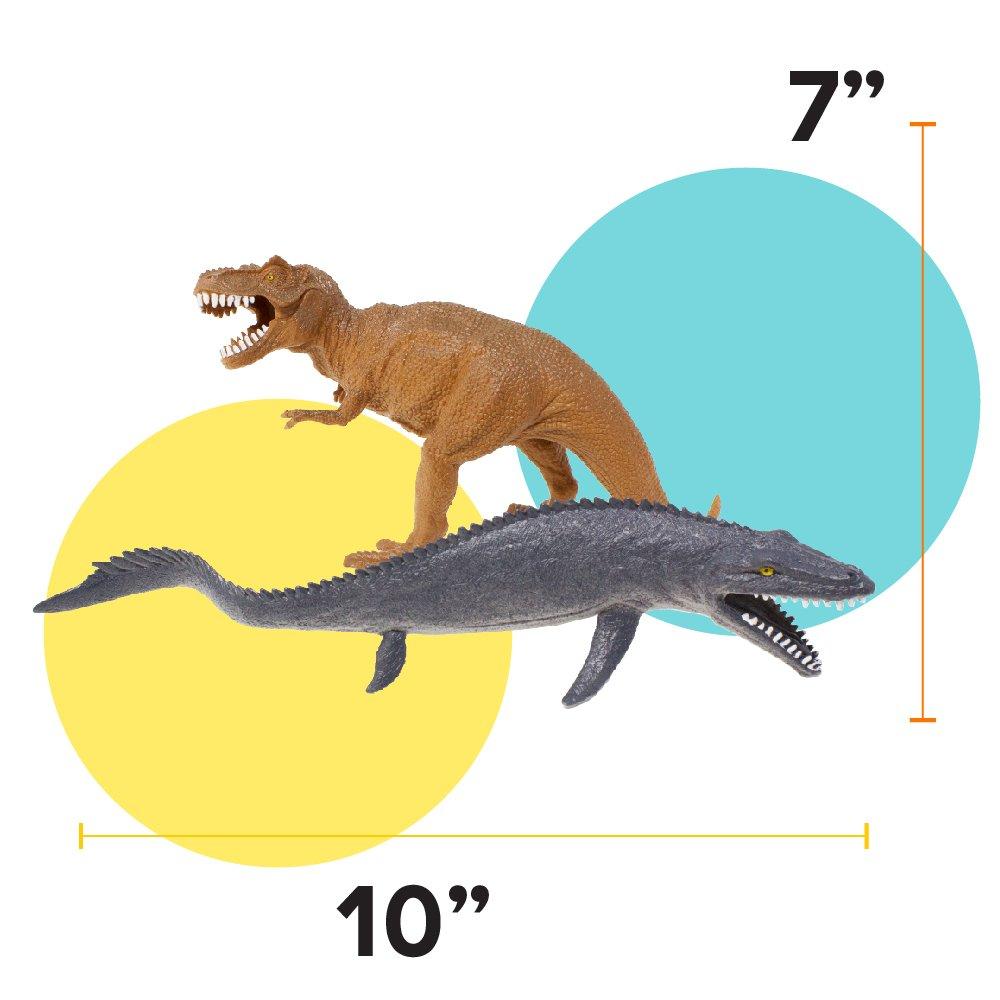 Boley 14 Pack 10 Quot Educational Dinosaur Toys Kids