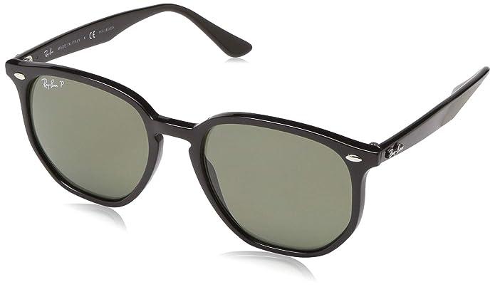 Ray-Ban RB4306 Hexagonal Sunglasses