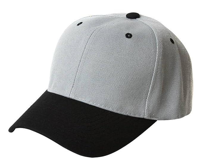 TOP HEADWEAR Baseball Cap Hat- Charcoal Black at Amazon Men s ... 250ce1cbd93