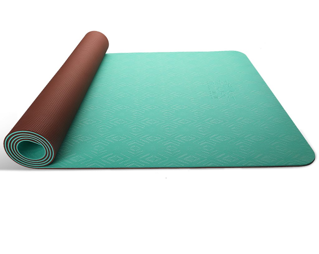 Amazon.com: SUP-MANg Fitness Mats Yoga mats Anti-Slip Mat 6 ...