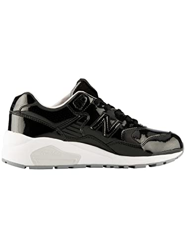finest selection bad3b 07243 New Balance WRT 580 MS Silver White: Amazon.co.uk: Shoes & Bags