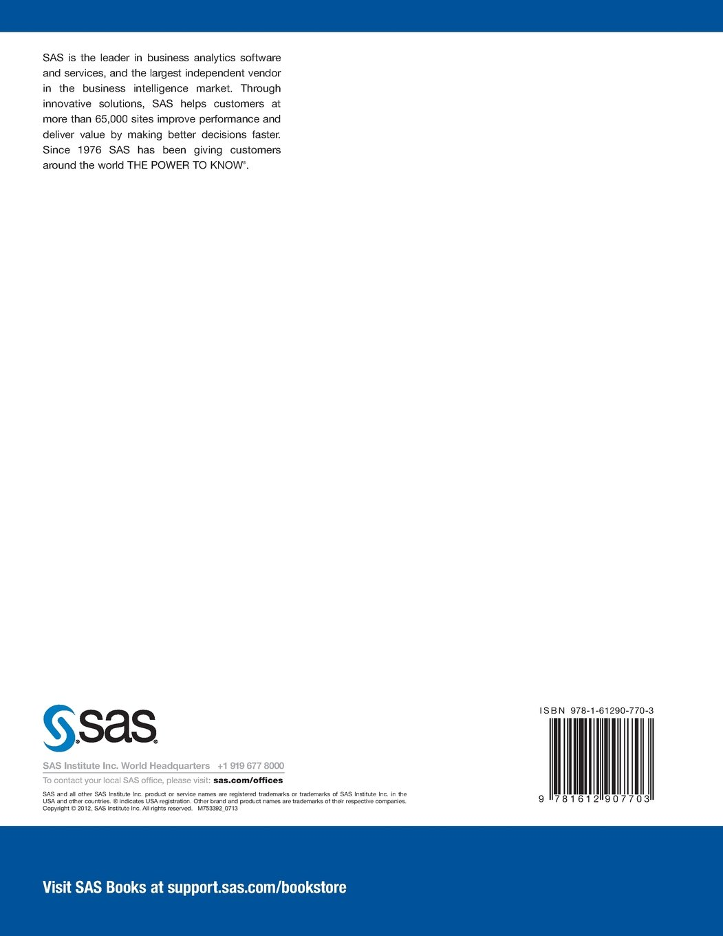 Buy step by step programming with base sas 94 book online at low buy step by step programming with base sas 94 book online at low prices in india step by step programming with base sas 94 reviews ratings amazon 1betcityfo Images
