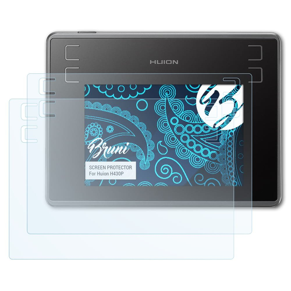 Bruni Screen Protector for Huion H430P Protector Film