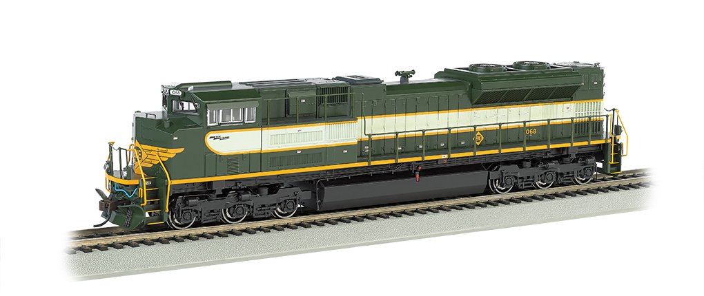 Bachmann EMD 70ACe DCC Sound Value Equipped Diesel Locomotive - ERIE - HO Scale