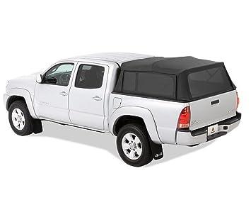 Toyota Tacoma Topper For Sale >> Amazon Com Bestop 76301 35 Black Diamond Supertop For Truck Bed
